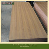 Natural Teak Plywood with Hardwood Core for Iraq Market