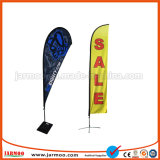Hot Selling Portable Wind Flying Feather Flags Advertising Flag