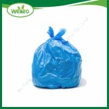Plastic Colorful Rubbish Garbage Bag Kitchen Toilet Clean-up Waste Bags