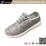 Gleit Gold and Sliver Material for Sweet Girl Cheap Sports Shoes 9131
