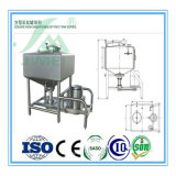 Square High Shear Emulsifying Tank Blendingn Materials for Sell