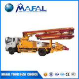 Mafal Made Truck Mounted Concrete Pump 33m for Sale
