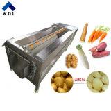 SUS 304 Carrot Potato Washing and Peeling Machine Ginger Washing Machine