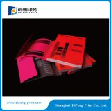 Offset Printing Magazine with Dust Jackets