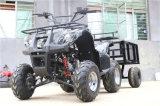 Black Red Big Storage Farm Electric Motor ATV