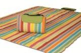 Customized Screen Printed, Rotary Print Polar Fleece Beach Blanket