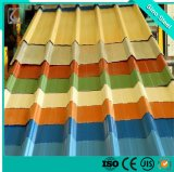 SGCC Grade Color Coated Galvanized Roofing Sheet