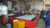 Metal Sheet Fabrication CNC Plasma Cutter