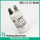 (CBB60) 250VAC 4UF Motor Run Capacitor with Pins