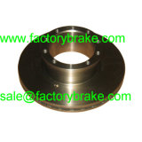Man Heavy Duty Brake Disc 81508030010