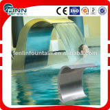Swimming Pool Massages Outdoor SPA Decorative Waterfall Fountain