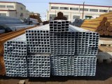 Q234 Q235 Zinc Coating Galvanized Steel Pipe