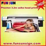 Phaeton Ud-3208q 3.2m Flex Banner Printer with 8 Seiko510/35pl Heads