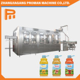 Turnkey Project Bottle Fruit Juice Filling Production Line Machine / Automatic Bottle Juice Mixing Rinsing Filling Capping Labeling Packing Plant Machine Price