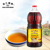 Sesame Oil 100% Pure 1.8L Pearl River Bridge Brand Bulk Cooking Oil