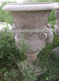 Marble Flower Pot for Decoration (SK-1204)