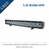 Lmusonu Best Quality High Power 10-30V Spot/Flood/Combo Beam 6500K 60W Curved 20.3 Inch LED Light Bar