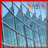 Visible/Exposed Glass Curtain Wall