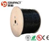 Sunlight Block Outdoor Gel Filled Cat5e Cable