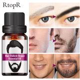 Rtopr Hair Follicle Repair Nourish Black Dense Organic Beard Hair Growth Oil