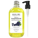 Grapeseed Oil Moisturzing for Hair, Scalp, Skin Factory Private Label