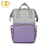 Olada Wholesale Waterproof Stylish Mummy Diaper Baby Bag Backpack Bag