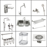 304 Stainless Steel Building Materials Sanitary Ware Factory with Good Quality and Low Price