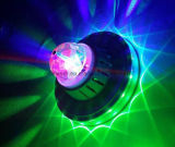 Full Color Sunflower Rotating LED Light 48PCS Mini Crystal Magic Ball Manufacturer Wholesale
