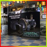Portable Stand Design Customized Formulate Tension Fabric Displays