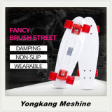 Customized Flashing Light Mini Fish Complete Skateboard Wholesale