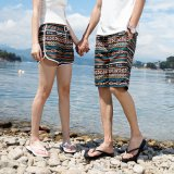 Colorful Design Beach Wear Sublimated Mens & Women Polyester Board Shorts