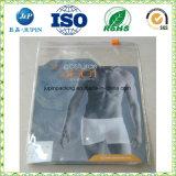PVC Bag for Packing Garment Underware Packaging Bag Zipper Close (jp-033)