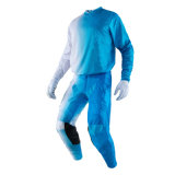 Blue Motorcycle Racing Suit Outdoor Clothes Motocross Apparel (AGS06)