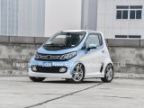 Smart 2 Seats Mini Electric Cars with Cheap Price