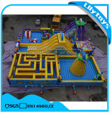 Fun City Kids Inflatable Amusement Park with High Quality