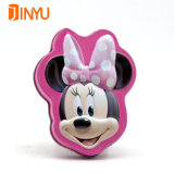 Cartoon Shape Collection Tin Box for Chirstmas Gifts Packaging