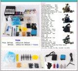 Tattoo Machine Set Power Supply /Needle/ Grip Tattoo Kit Tk04