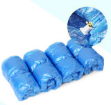 Blue Disposable Convenient and Comfortable Model House High Quality Shoe Cover PE Shoe Cover Machine Shoe Cover