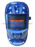 Decal Printing Safety Product Auto-Darkening Welding Helmet (BSW-001-5T D4)