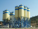 High Quality Factory Price Commerical Concrete Mixing Plant Hzs120