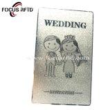 Custom Printing RFID Greeting Card with Free Sample