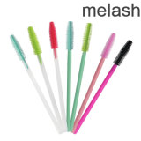 Me&Lash Wholesame Price Silicone Brushes Factory Supplier3d Mink Lash Extension Colorful Mascara Wands Eyebrow Cosmetics Makeup Tools