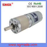 12 V DC Motor with Gear Reduction
