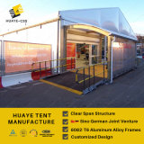 Inflatable Roof Cover Aluminum Event Tent for Outdoor Trade Show