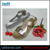 Plating Soft Cheap Leisure Outdoor Beach Jelly Slippers for Womens Ladies