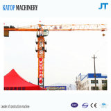Best Price Made in China Ktp6010 Topless Travelling Tower Crane Asia for Construction Machinery