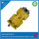 Komatsu 07400-30200 Tandem Hydraulic Gear Pump for Bulldozer D50A/P-16