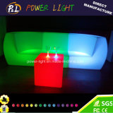 Modern Leisure Furniture LED Glow Sofa