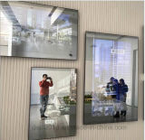 Professional Magic Mirror with Bathroom Magic Mirror Advertising Display