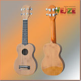Bamboo Plywood Four Stringed Guitar